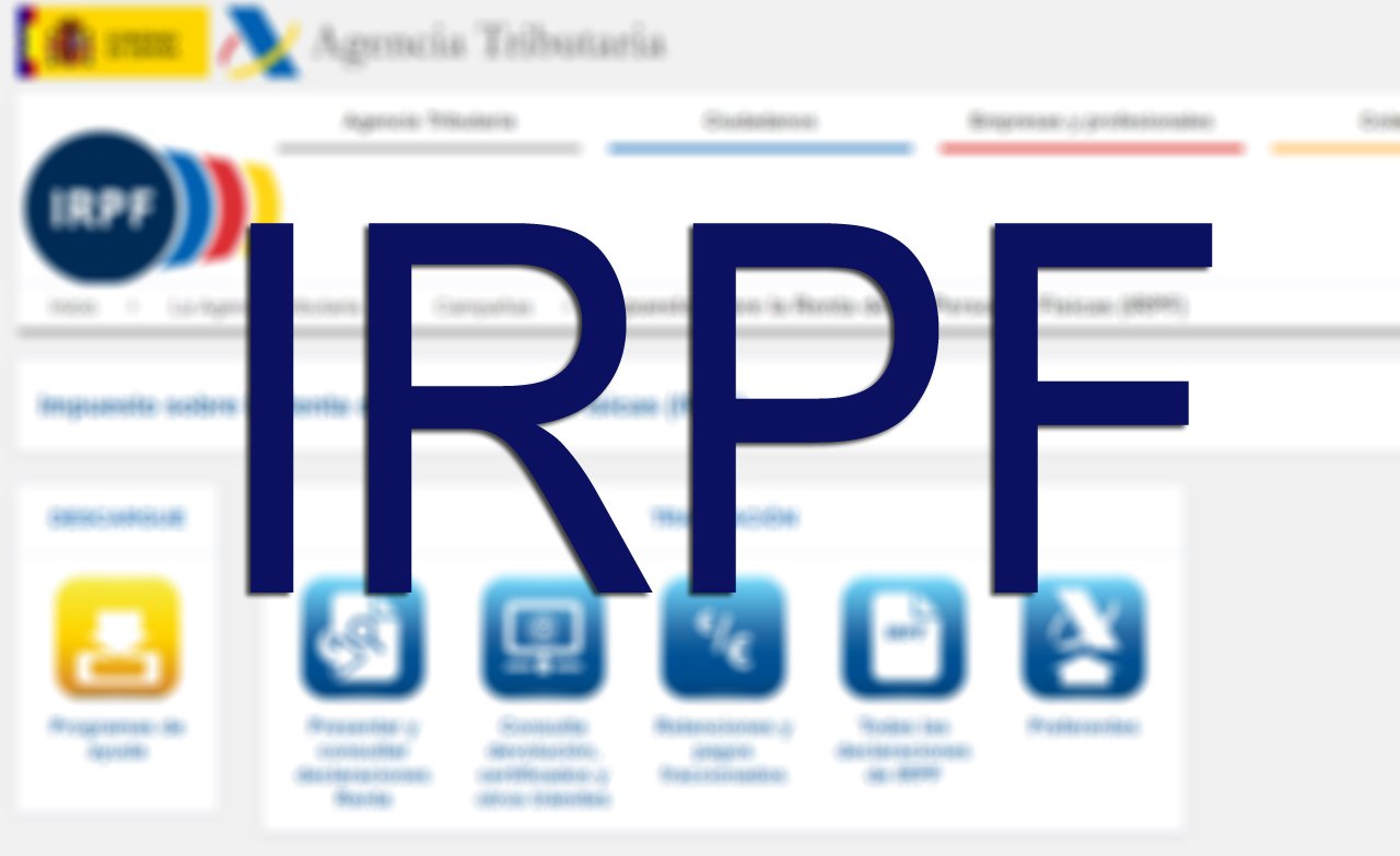 #IRPF-EAF2016